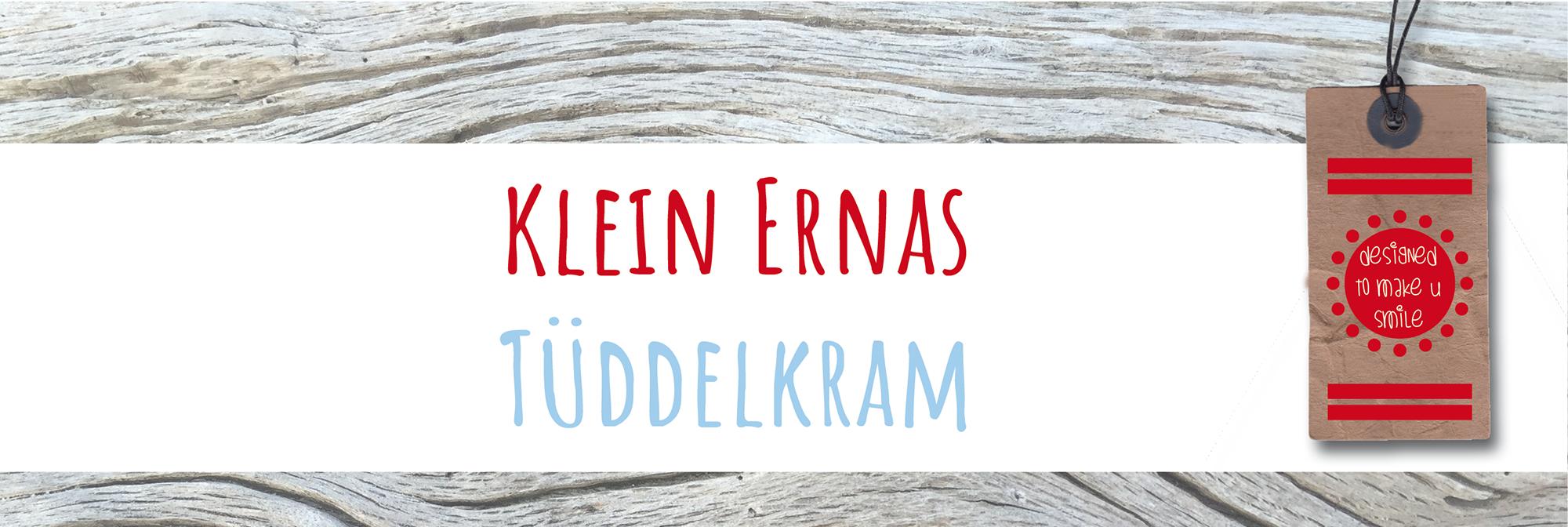 Klein Ernas Tüddelkram - urban-knitting-style und upcycling